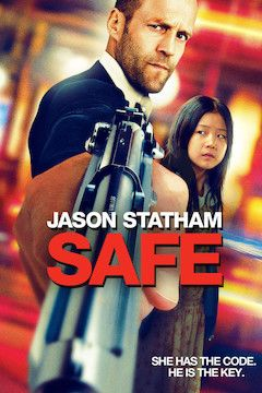 Poster for the movie Safe