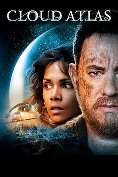 Cloud Atlas movie poster.