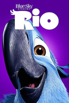 Rio movie poster.