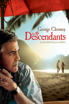 The Descendants movie poster.