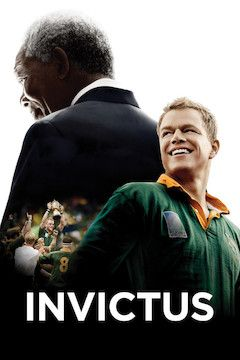 Poster for the movie Invictus