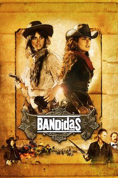 Poster for the movie Bandidas