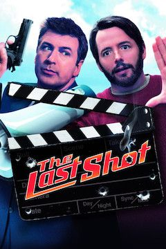 The Last Shot movie poster.