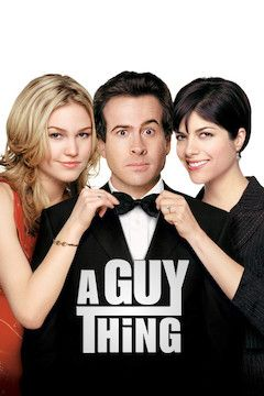 A Guy Thing movie poster.