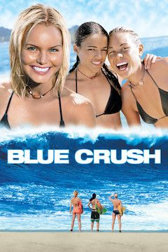 Blue Crush movie poster.
