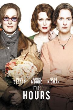 Poster for the movie The Hours