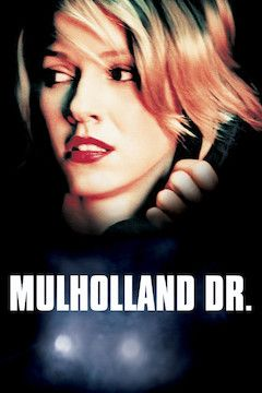 Mulholland Dr. movie poster.