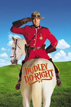 Dudley Do-Right movie poster.