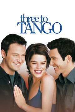 Three to Tango movie poster.