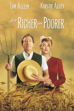 For Richer or Poorer movie poster.