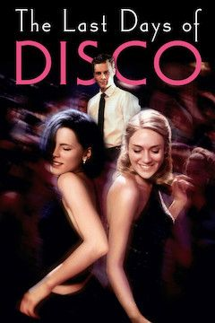 The Last Days of Disco movie poster.