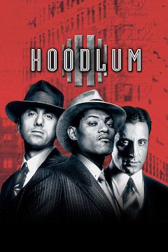 Hoodlum movie poster.