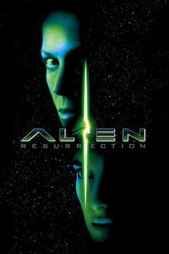 Alien: Resurrection movie poster.
