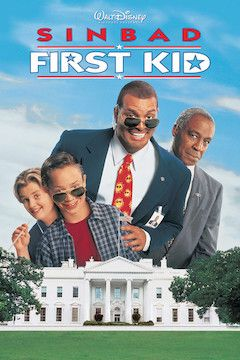 Poster for the movie First Kid