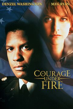 Poster for the movie Courage Under Fire
