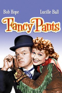 Fancy Pants movie poster.