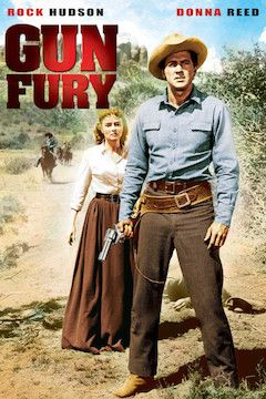 Gun Fury movie poster.