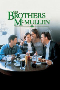 Poster for the movie The Brothers McMullen