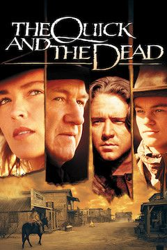 The Quick and the Dead movie poster.