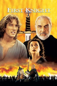 First Knight movie poster.
