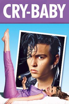 Cry-Baby movie poster.
