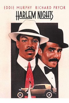 Harlem Nights movie poster.