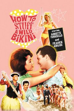 Poster for the movie How to Stuff a Wild Bikini