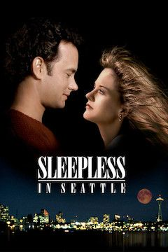 Sleepless in Seattle movie poster.
