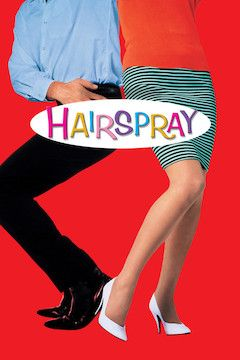 Poster for the movie Hairspray