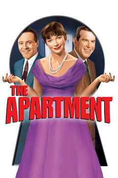 The Apartment movie poster.