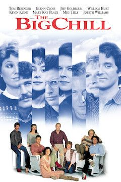 The Big Chill movie poster.