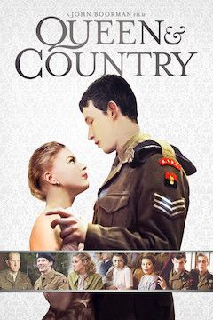 For Queen and Country movie poster.
