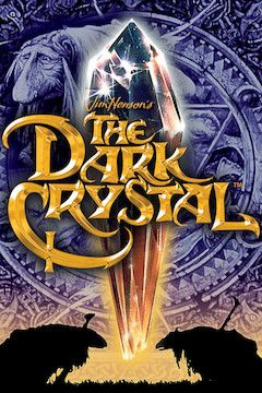 Poster for the movie The Dark Crystal