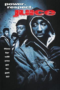 Juice movie poster.
