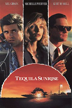 Tequila Sunrise movie poster.