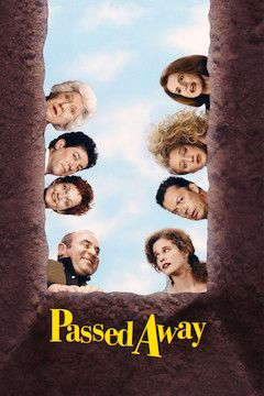 Passed Away movie poster.