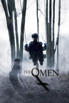 Poster for the movie The Omen