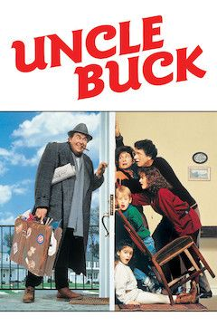 Uncle Buck movie poster.