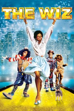 The Wiz movie poster.