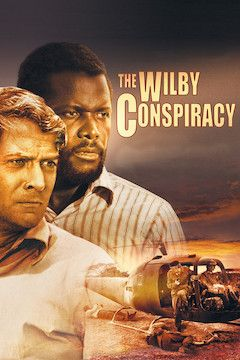 The Wilby Conspiracy movie poster.