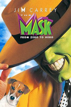 The Mask movie poster.