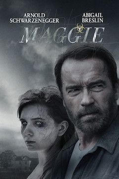 Maggie movie poster.