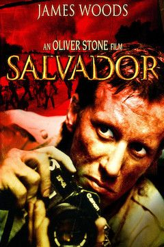 Salvador movie poster.