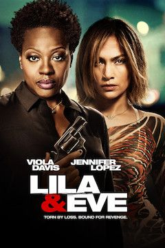 Poster for the movie Lila & Eve