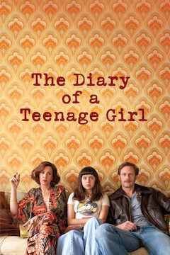 The Diary of a Teenage Girl movie poster.