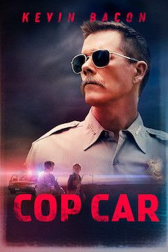 Cop Car movie poster.