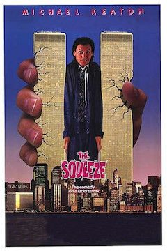 Poster for the movie The Squeeze