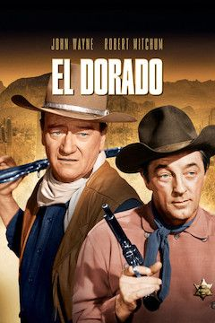 El Dorado movie poster.
