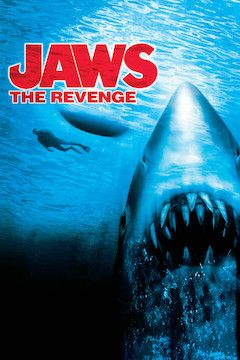 Jaws: The Revenge movie poster.