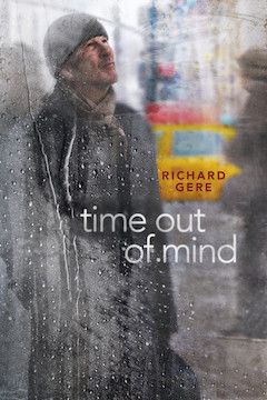 Poster for the movie Time Out of Mind